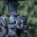 fontaine jardin